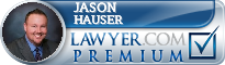 Jason T. Hauser  Lawyer Badge