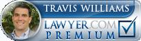 Travis Williams  Lawyer Badge