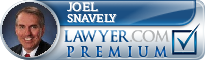 Joel M. Snavely  Lawyer Badge