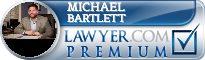 Michael P. Bartlett  Lawyer Badge