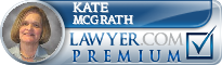 Kate S. McGrath  Lawyer Badge