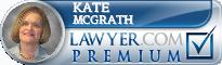 Kate S. McGrath  Lawyer Badge