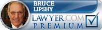 Bruce A. Lipshy  Lawyer Badge
