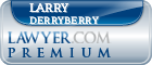 Larry Derryberry  Lawyer Badge