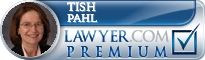 Tish Eggleston Pahl  Lawyer Badge