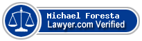 Michael Foresta  Lawyer Badge