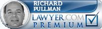 Richard D. Pullman  Lawyer Badge