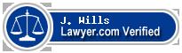 J. Stephen Wills  Lawyer Badge