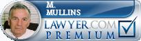 M. Glen Mullins  Lawyer Badge
