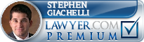 Stephen A. Giachelli  Lawyer Badge