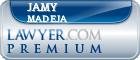 Jamy B. Madeja  Lawyer Badge