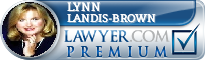 Lynn I. Landis-Brown  Lawyer Badge