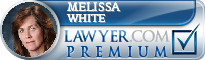 Melissa A. White  Lawyer Badge