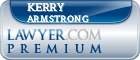 Kerry L. Armstrong  Lawyer Badge