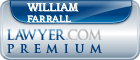 William P. Farrall  Lawyer Badge
