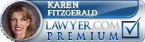 Karen Kohler Fitzgerald  Lawyer Badge