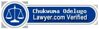 Chukwuma I Odelugo  Lawyer Badge