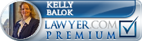 Kelly J. Balok  Lawyer Badge