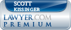 Scott A. Kissinger  Lawyer Badge