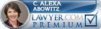 C. Alexa Abowitz  Lawyer Badge