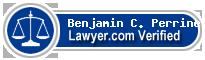 Benjamin C. Perrine  Lawyer Badge