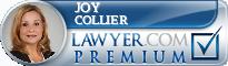 Joy Davis Collier  Lawyer Badge