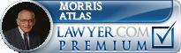 Morris Atlas  Lawyer Badge