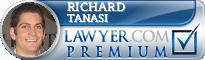 Richard E. Tanasi  Lawyer Badge