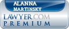 Alanna Ellen Martinsky  Lawyer Badge