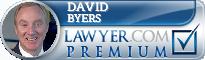 David A. Byers  Lawyer Badge