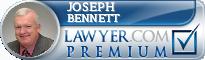 Joseph F. Bennett  Lawyer Badge
