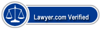 Ernest L. Nicholson  Lawyer Badge
