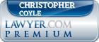 Christopher J Coyle  Lawyer Badge