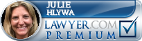 Julie A. Hlywa  Lawyer Badge