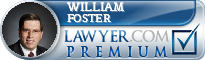 William Foster  Lawyer Badge