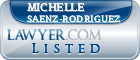 Michelle Saenz-Rodriguez Lawyer Badge