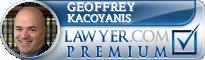Geoffrey N. Kacoyanis  Lawyer Badge