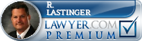 R. Lane Lastinger  Lawyer Badge