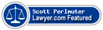 Scott David Perlmuter  Lawyer Badge