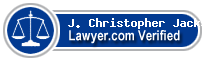 J. Christopher Jackson  Lawyer Badge