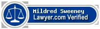 Mildred B. Sweeney  Lawyer Badge