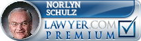 Norlyn E. Schulz  Lawyer Badge
