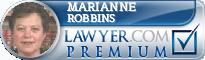 Marianne Goldstein Robbins  Lawyer Badge