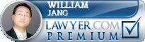 William I. Jang  Lawyer Badge