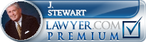 J. Douglas Stewart  Lawyer Badge