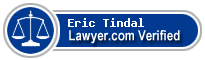 Eric D. Tindal  Lawyer Badge