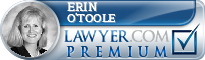 Erin M. O'Toole  Lawyer Badge
