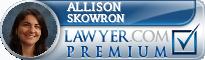 Allison J. Skowron  Lawyer Badge