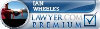 Ian Wheeles  Lawyer Badge