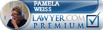 Pamela Ann Weiss  Lawyer Badge